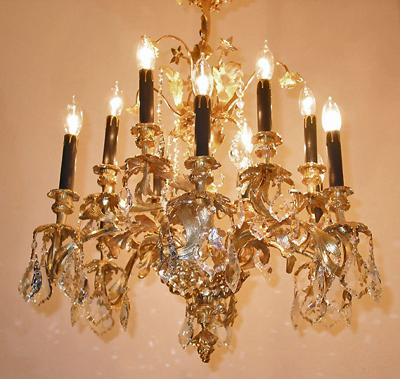 Secondhand Chic Chandeliers – Second Hand Chandeliers